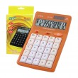 AXCO AX1612 12 Digits Calculator Orange