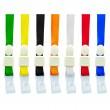 ALFAX K1001 Lanyard Plastic Snap Fastener 10's