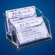 ALFAX K053 Name Card Stand 2 Tier