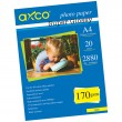 AXCO Super Glossy Photo Paper A4 170 gsm 20 Sheets