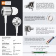 XIAOMI ZBW4154SG In-Ear Headphones Crystal Silver