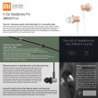 XIAOMI ZBW4325TY In-Ear Headphones Pro Gold