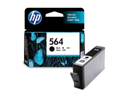 HP 564 Ink Cartridge CB316WA Black