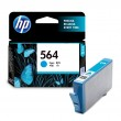 HP 564 Ink Cartridge CB318WA Cyan