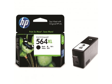 HP 564XL Ink Cartridge CB321WA (CN684WA) Black