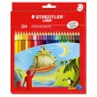 STAEDTLER 136C24 Luna Colour Pencil 24 Colours