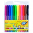 NISO MCP12 Magic Colour Pen 12 Colours