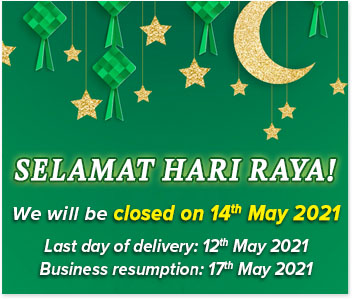 Hari Raya 2021 Greeting